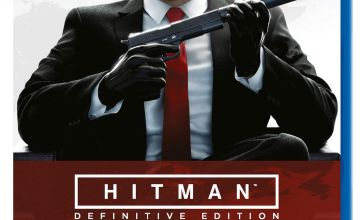 Hitman: Definitive Edition PS4 Game