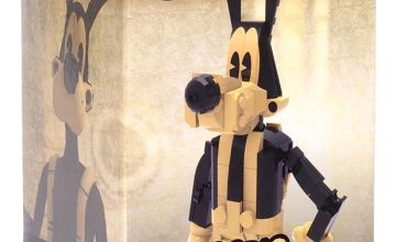 Bendy and the Ink Machine Boris the Wolf Construction Set