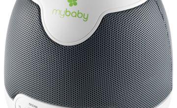 MyBaby SoundSpa Lullaby