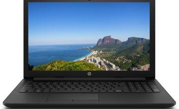 HP 17 Inch AMD A6 4GB 1TB HD Laptop - Black