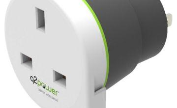 Q2Power UK to USA Travel Adapter