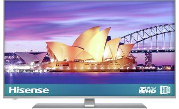 Hisense 43 Inch H43A6550UK Smart 4K LED TV