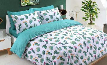 Argos Home Tropical Cactus Bedding Set – Kingsize