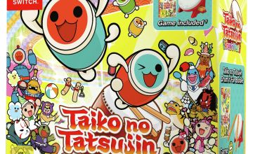 Taiko No Tatsujin Collectors Edition Nintendo Switch Game