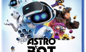 Astro Bot Rescue Mission PS VR Game (PS4)