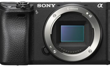 Sony A6300 Mirrorless Camera Body