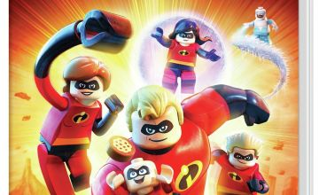 Lego Incredibles Nintendo Switch Game