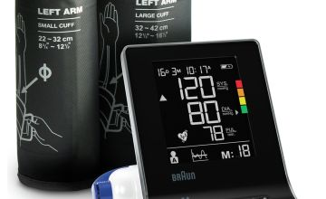 Braun Exact fit 3 Blood Pressure Monitor