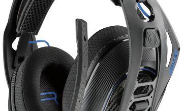Plantronics RIG 800HS Wireless PS4 Headset - Grey