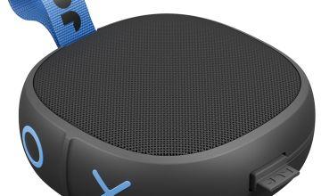 JAM Hang Up Bluetooth Speaker - Black
