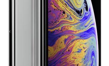 Sim Free iPhone Xs Max 256GB Mobile Phone - Silver
