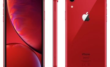 Sim Free iPhone XR 128GB Product Red Mobile Phone
