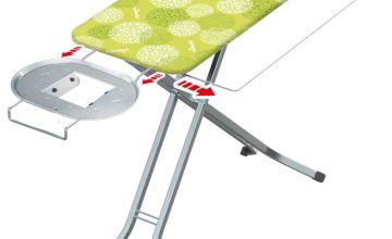 Vileda 2 in 1 Ironing Board