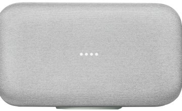Google Home Max Smart Speaker - Chalk