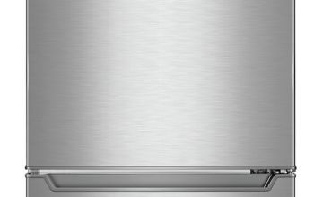 Fridgemaster MC55264AS Fridge Freezer - Silver
