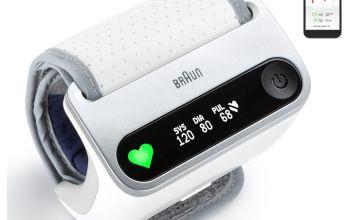 Braun iCheck7 Blood Pressure Monitor