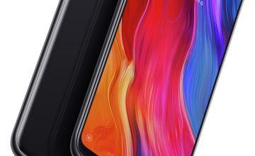 SIM Free Xiaomi Mi 8 Mobile Phone - Black
