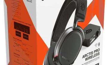 SteelSeries Arctis Pro Wireless PS4 Headset - Black