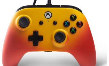 Enhanced Wired Controller for Xbox One - Solar Fade