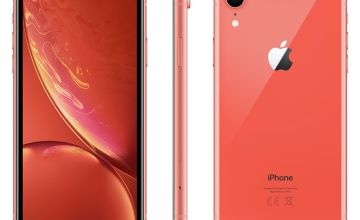 Sim Free iPhone XR 64GB Mobile Phone - Coral