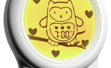 Ollie The Owl Gro Clock