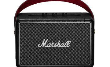 Marshall Kilburn II Bluetooth Speaker  - Black