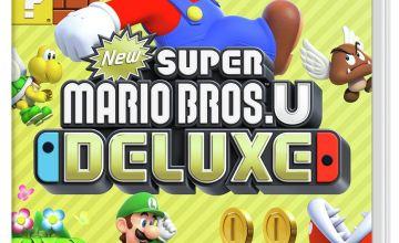 Super Mario Bros.U Deluxe Nintendo Switch Game
