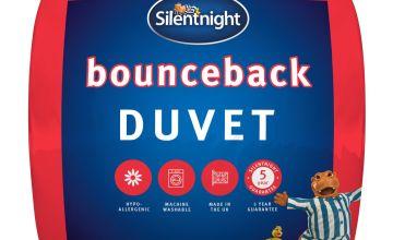 Silentnight Bounceback 10.5 Tog Duvet