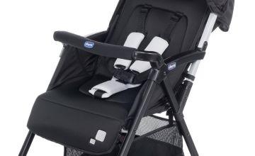 Chicco OhLaLa2 Stroller - Black