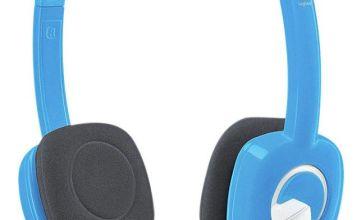 Logitech H150 Stereo PC Headset - Blue