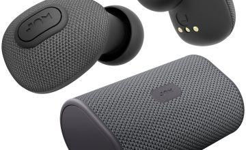 Jam Live True Wireless In-Ear Headphones - Black.