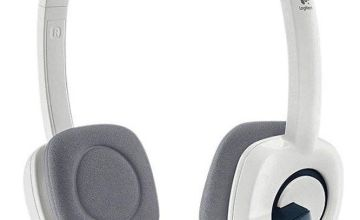 Logitech H150 Stereo PC Headset - White