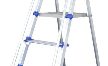 Werner Work Station Step Ladder