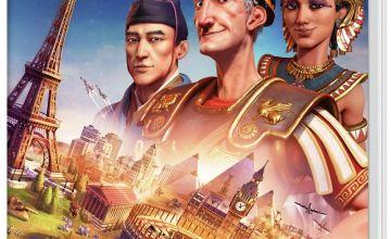Civilization VI Nintendo Switch Game