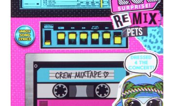LOL Surprise! Remix Pets – 9 Surprises