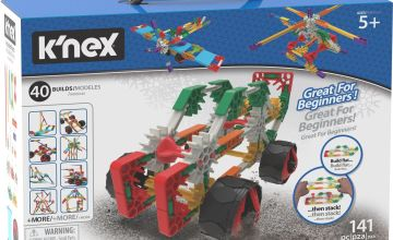 K'NEX Beginner 40 Piece Model Building Set