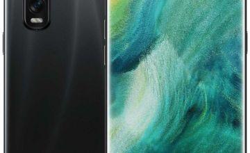 SIM Free OPPO Find X2 Pro 512GB 5G Mobile Phone  - Black