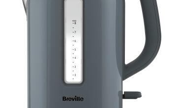 Breville IKT197 Stainless Steel Kettle - Grey