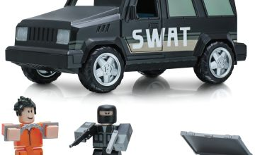 Roblox Jailbreak SWAT Unit - Deluxe Vehicle