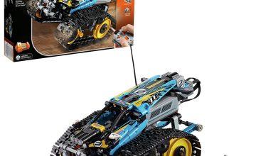 LEGO Technic Remote Control Stunt Racer Toy Car - 42095
