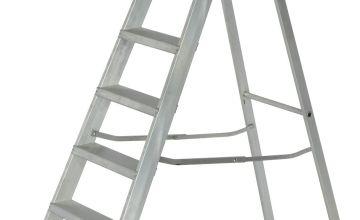 Werner 2.8m MasterTrade Step Ladder