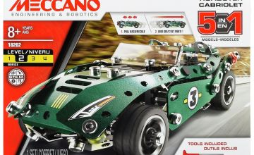 Meccano 5 Piece Model Set