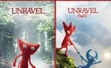 Unravel: Yarny Bundle PS4 Game