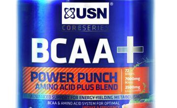 USN Power Punch Watermelon BCAA 400g