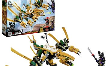 LEGO NINJAGO The Golden Dragon Action Figure - 70666