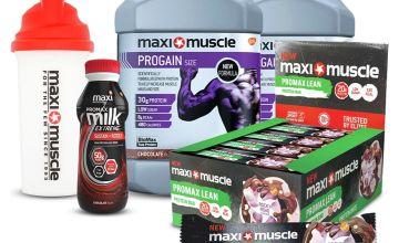 Maximuscle Muscle Gain Bundle
