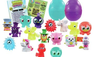 Moshi Monsters Egg Hunt Monster Pack Assortment