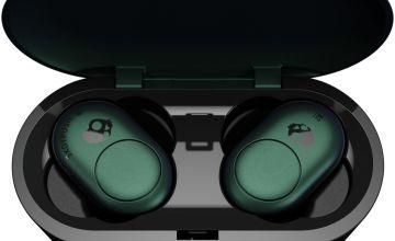 Skullcandy Push In-Ear True Wireless Earbuds - Green