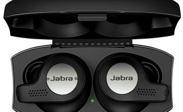 Jabra Elite Active 65t True Wireless Headphones – Black