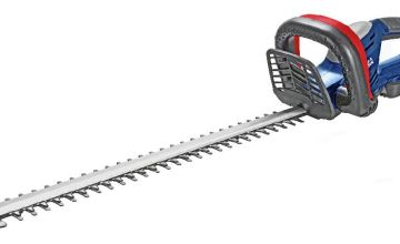 Spear & Jackson 51cm Cordless Hedge Trimmer with 2 Batteries